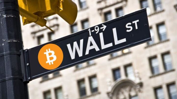 Trader a Wall Street contro Bitcoin