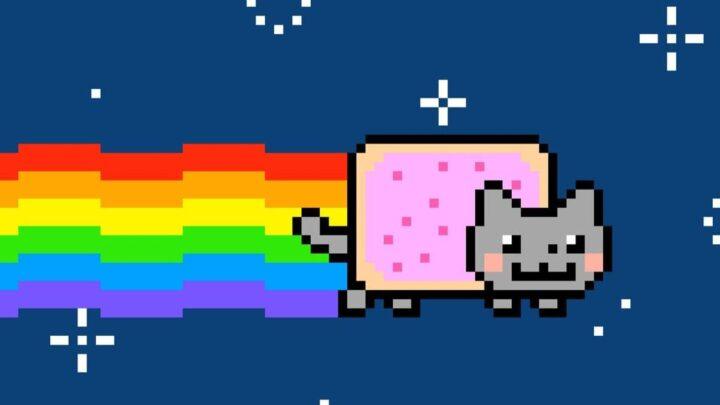 Cryptoart – Investire in arte virtuale – una gif di un gatto per 600000 dollari?