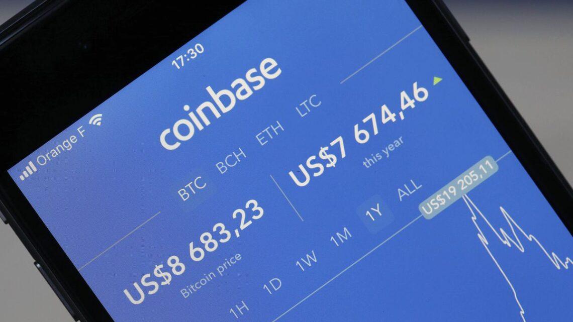 Coinbase è in Borsa ma Bitcoin e le Cripto crollano
